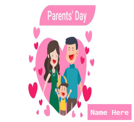 Parents Day Sweet Family wishes