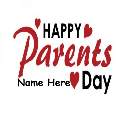 Parent Day Card