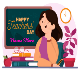 National Teachers Appreciation Day