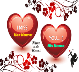 Missing You My Love