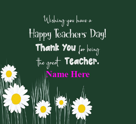 Best Thoughts For Teachers Day