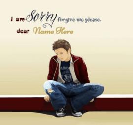 Forgive Me Please Dear
